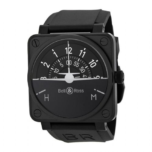 BELL & ROSS Aviation BR0192 Turn Coordinator Automatic Gents Watch